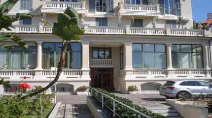 Codice:394 - Bordighera, luxury apartment con giardino privato