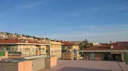 Panorama sui tetti e sul centro storico