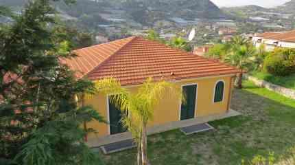 Codice:440 - Bordighera, porzione di villa bifamiliare vista mare
