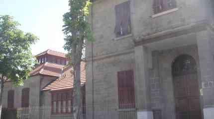 Codice:448 - Bordighera, trilocale  su due livelli in casa d'epoca