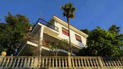 Villa signorile con vista mare e Costa Azzurra