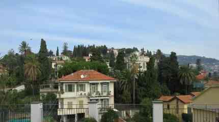 Panorama sulla collina