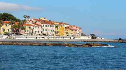 Spiagge di Borgo Prino