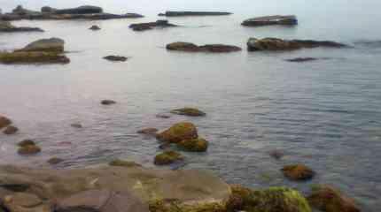Il mare di Bordighera