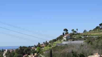 Bordighera terreno edificabile per turistico ricettivo