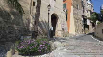 La Porta della Maddalena - Bordighera alta