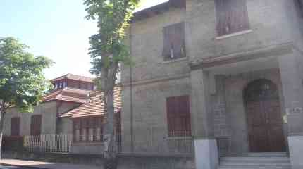 Casa di pietra primi 900 restaurata