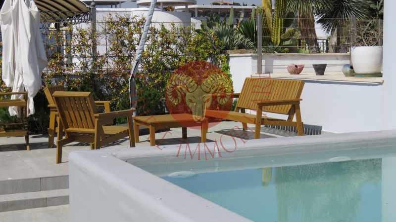 Bordighera attico con terrazzo e piscina - Piscina gonfiabile terrazzo ...
